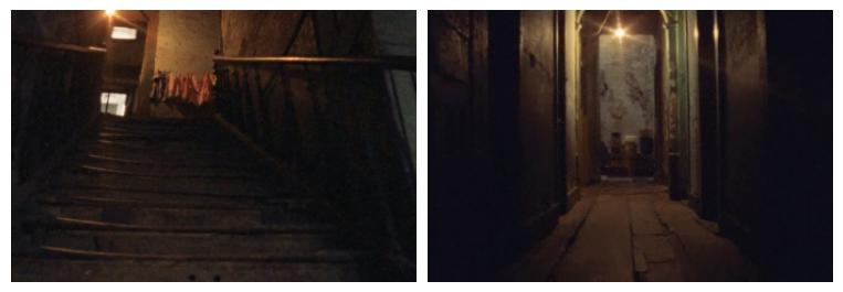 Imagens do inconsciente. Antiga casa de Fernando materializada em imagem.