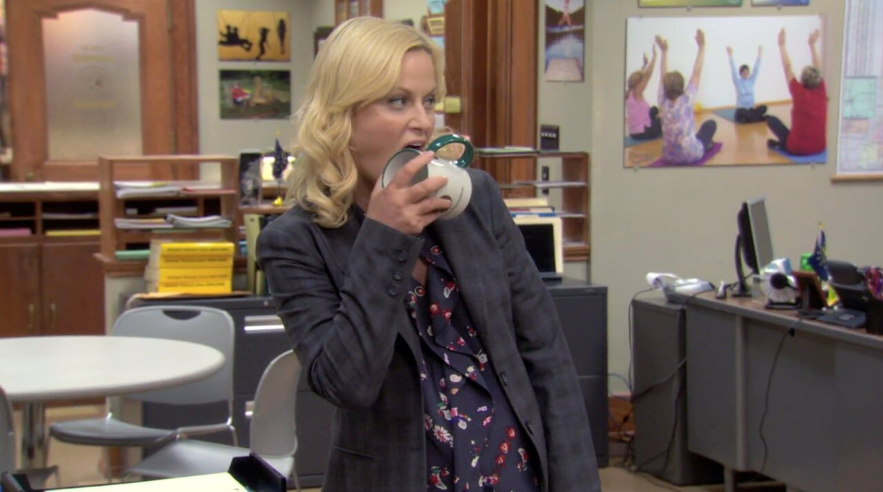 Leslie Knoppe (Amy Poehler) - Parks and Recreation