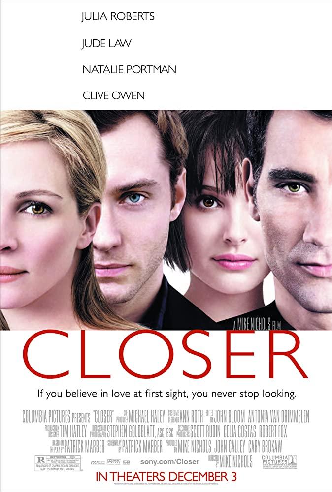 Poster do filme Closer