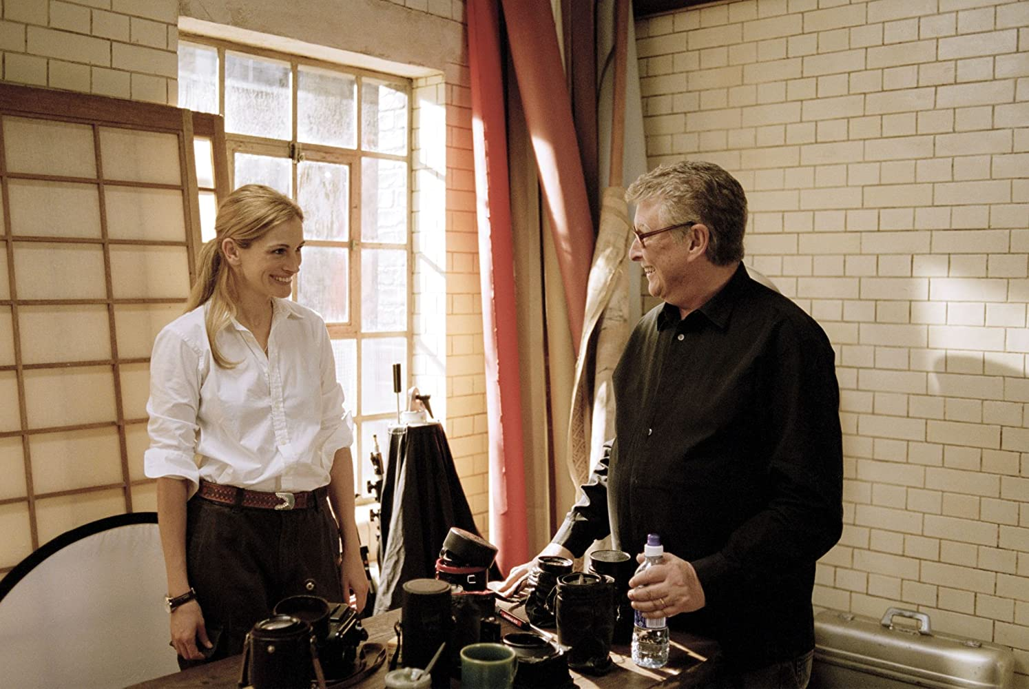 Julia Roberts em cena do filme Closer