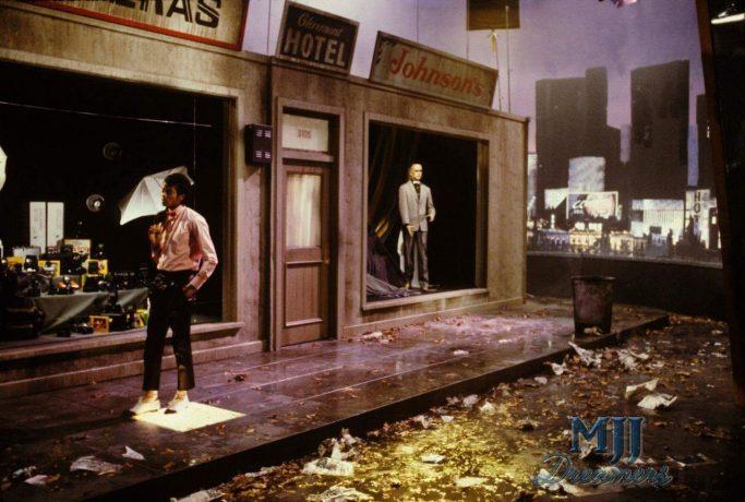 """Clipe de """"Billie Jean"""""""