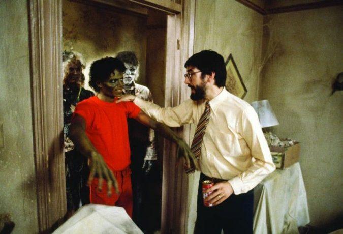 Michael Jackson e John Landis