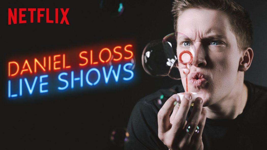 Especial de Daniel Sloss para a Netflix