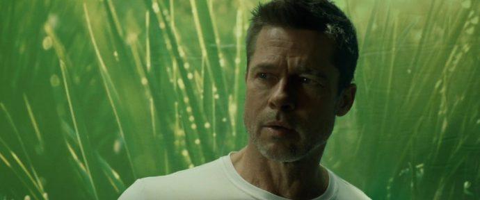 Close Brad Pitt