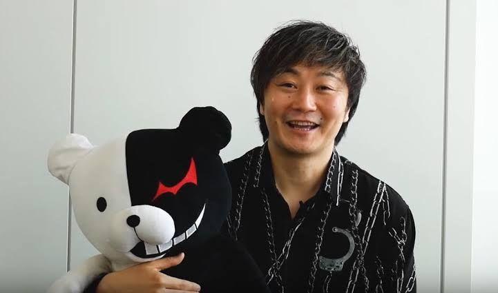Kazutaka Kodaka, criador do jogo Danganronpa