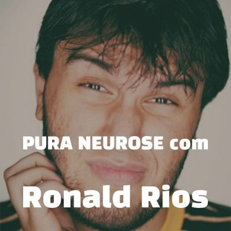Capa do podcast de Ronald Rios no Spotify